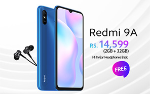 Xiaomi Redmi 9A Released in Pakistan, Redmi 9C Goes Official Globally at a Launch Event