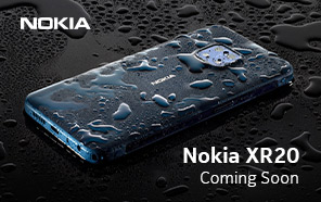 Nokia XR20 is an Upcoming Rugged Smartphone; Early Preview and Mid-range Specs Leaked
