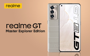 Realme GT Master Explorer Edition Featured in Leaked Images; Coming Soon with Snapdragon 870 SoC