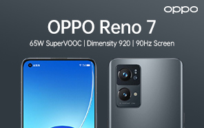 Oppo Reno 7 Specs and Release Timeline Leaked; Features 5G Chip, 65W Charging, and 90Hz Screen