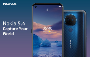 Nokia 5.4 Goes Official With Snapdragon 662 And Better Cameras in a Budget-friendly Package