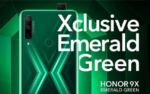 Honor 9X Reintroduced with a Brand New Emerald Green Color Edition, Might Also Come to Pakistan