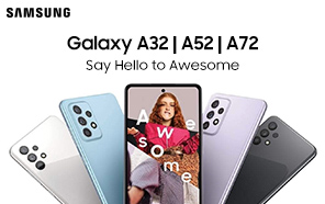 Samsung Galaxy A52, Galaxy A32, and Galaxy A72 Launched at the Awesome Unpacked Event