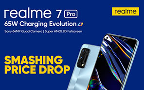 Realme 7 Pro Price in Pakistan Slashed by Rs. 5,000; The Mid-range Realme Now Starts From Rs. 49,999