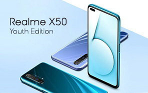 Realme X50 Youth Appears on China's 3C; Will Retain the 5G and Fast Charging Support