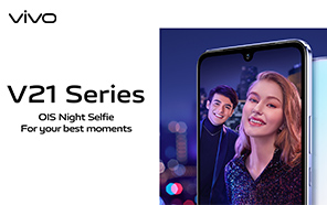 Vivo V21 and V21e Set to Go Official on April 27; Might Soon Arrive in Pakistan with OIS Night Selfie