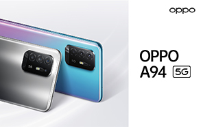 OPPO A94 5G Debuts with OLED Screen, Dual 5G, and Fast Charging; Another Reno5 Z 5G Rebrand