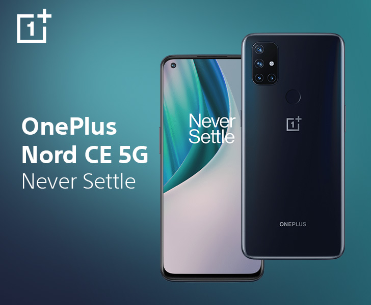 Oneplus Nord Ce 5g Is The Renamed Nord N1 5g Meet The Next Budget Phone From The Brand Whatmobile News