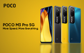 Xiaomi POCO M3 Pro 5G is Getting Official this Week; Here are the Official Specs and Design Details