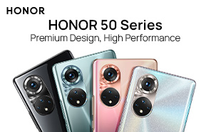 Honor 50, 50 Pro and 50 SE Go Official; New Qualcomm Chip, Smooth Displays, and Google Services