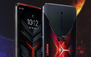 Lenovo Legion Gaming Phone Pro Appears in Renders Ahead of the July 22 Launch