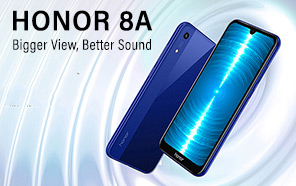 Honor 8A with a Bigger View and Better Sound is now Available in Pakistan