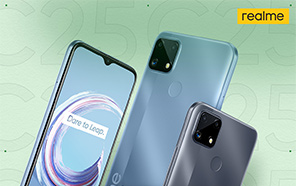 Realme C25s is Launching in Pakistan Next Week With Helio G85 and a Massive 6,000mAh Battery