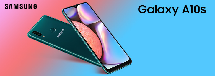 Samsung Galaxy A10s Launched In Pakistan Now Available