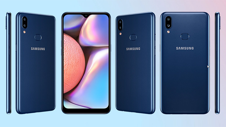 Samsung Galaxy A10s Launched In Pakistan Now Available With