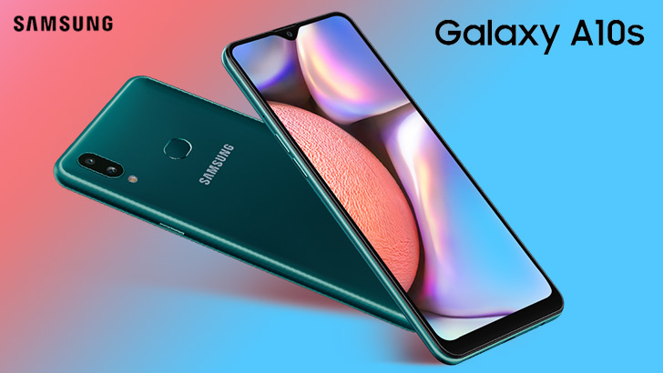 Samsung Galaxy A10s Launched in Pakistan: Now available with ...
