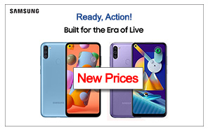 Samsung Galaxy A11 and Galaxy M11 Get a Permanent Price Cut in Pakistan - See the New Prices Here