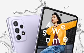 Samsung Galaxy A73 Comes Out Next Year as the First A-series Phone with an OIS-assisted 108MP Camera