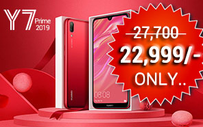 Huawei Y7 Prime 2019 gets a Price Cut in Pakistan, now retailing at a Super Low Price