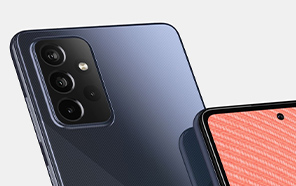 Samsung Galaxy A72 5G Appears in Detailed, High-Quality Product Renders; Design and Price Leaked