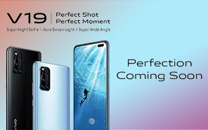 Vivo V19 to Debut in Pakistan in Late April; Meet Vivo's First Dual Punch-Hole Selfie Camera