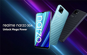Realme Narzo 30A is Launching in Pakistan on March 21 with 6,000mah Battery; the Debut of the Narzo Series
