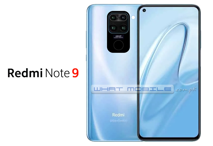 Xiaomi Redmi Note 9 Will Have A Quad Camera And A Punch Hole Design Reads A Tenna Listing Whatmobile News