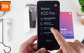 Xiaomi Redmi K20 specifications got leaked followed by an impressive AnTuTu score