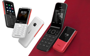 Nokia 2720 Flip is back with 4G at Rs 14,500 While The Classic New Nokia 5310 2020 Returns at just Rs 6,700