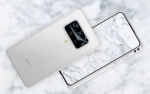 Xiaomi Mi MIX 2020 Shows Up in Leaked Render Images, Meet Xiaomi's Newest Revolutionary Design