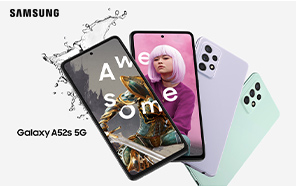 Samsung Galaxy A52s 5G Makes its Official Debut; Features Snapdragon 778, Faster Charging, and More