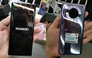 Real Life Huawei Mate 30 Pro & Mate 30 leaked images confirm the designs just a day before the Official Launch