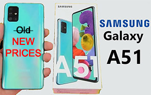 Samsung Galaxy A51 6GB and A51 8GB Receive a Price Cut of Up to Rs. 4,000; Galaxy A10s Price Also Slashed