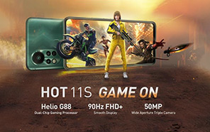 Infinix Hot 11S is Now Available to Pre-order in Pakistan; Early Birds Get Discount