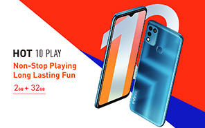 Infinix Hot 10 Play Launches in Pakistan; Long-lasting Battery For an Entry-level Price