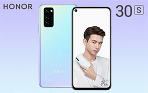 Honor 30S Launch Date Announced; Honor's First Mid-range 5G Model is Unveiling on March 30th