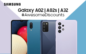 Samsung's Awesome New Prices: The Galaxy A32, Galaxy A02s, and A02 Get Exciting Discounts in Pakistan
