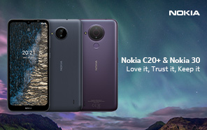 Nokia C20 Plus and Nokia C30 to Feature Massive Battery Upgrades and Better Cameras