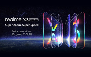 Realme X3 SuperZoom Arriving in Pakistan on June 25, Get a Chance to Win The New handset