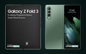Samsung Galaxy Z Fold 3 to Feature Under-display Camera, S-pen Support and More, New Patent Reveals