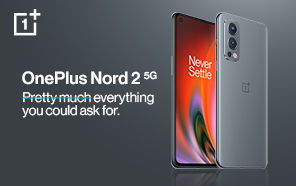 OnePlus Nord 2 5G Product Images Leaked; Design and Colour Options Surface Ahead of Launch