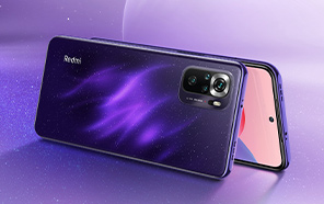 Xiaomi Redmi Note 10S Will Soon Be Offered in Starlight Purple Edition - an Exciting Spaced-themed Shade