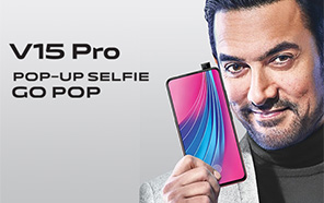 Vivo V15 Pro launched with world's first 32MP pop-up selfie camera