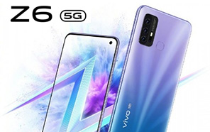 Vivo Z6 5G Arriving This Month with Liquid Cooling, Snapdragon 765G Chipset & 5000mAh Battery