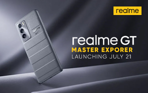 Realme GT Master Explorer Pricing Details Leaked in a Retail Listing Ahead of Launch