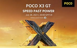 Xiaomi POCO X3 GT Set to Debut this Month: Official Teasers Detail the Launch Timeline