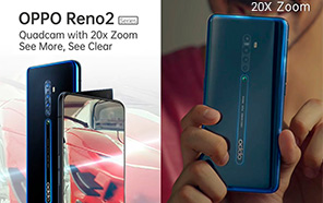 OPPO is all set to release Reno 2, Reno 2Z and Reno 2F, specs & prices leaked