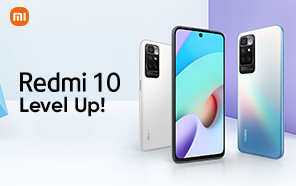 Redmi 10 Debuts with 90Hz Screen, High-end Camera, and a New MediaTek Chip