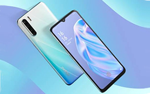 Leaked OPPO A91 Press Renders Give Us Another exclusive Look at the device; Also spotted on Geekbench
