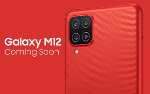 Samsung Galaxy M12 is Coming Next Month with 6,000mAh Battery and Quad Cameras; Spec Sheet Leaked